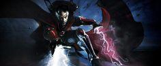 Doutor Estranho | Vaza primeira imagem de Benedict Cumberbatch no set de filmagens | Geek Project