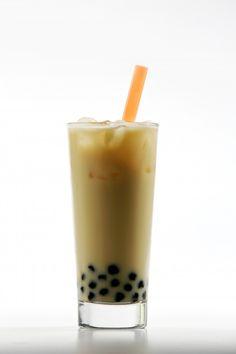 Bubble Milk Tea - need to buy straws & tapioca