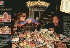 ...  have 3 of the expansions for hero's quest. Description from gpforums.co.nz. I searched for this on bing.com/images
