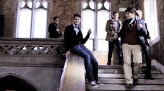 Sarah Kehoe Candy Shop : Denim Daze | Boys will be boys. | College Kids | Preppy Men