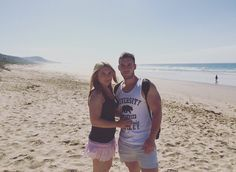 Had such an amazing time driving down the Great Ocean Road with my favourite! Apollo Bay Beach = Heaven on Earth such blue waters & beautiful sand!!  #happy #travelling #greatoceanroad #apollobay #australia #fiance #bestfriends #love #life #blessed by jessicaargilbert