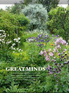 English garden in Home and Garden UK
