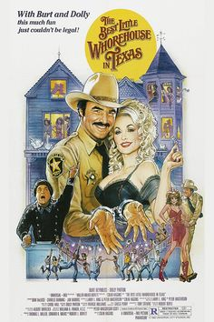 The Best Little Whorehouse in Texas posters for sale online. Buy The Best Little Whorehouse in Texas movie posters from Movie Poster Shop. We're your movie poster source for new releases and vintage movie posters. Old Movies, Vintage Movies, Great Movies, Vintage Posters, Plane Movies, Awesome Movies, Burt Reynolds, Good Girl, Trans Am