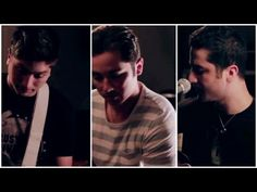 Boyce Avenue - Glad you came (Cover from The Wanted)    I love this version, more than the original.  It's what's getting me through this monday. :)