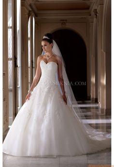Robe de mariée Mon Cheri 113219 - Millie David Tutera