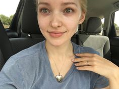 I woke up like this Wednesday.Dove Cameron posted this selfie on Instagram that is 100% no makeup, no filter, and un-retouched. She challenges her followers to post a #iwokeuplikethiswednesday picture and say something that you love about yourself that is beyond the physical! Dove loves her ability to connect with people on a deep level and that she can turn any situation into a positive one! Remember to love yourself for who you are! You have great qualities and should never forget that…