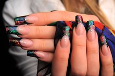 Amazing Colorful Nail Designs