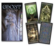 The Ghost Tarot. Beautiful deck! You can find it here http://www.tarotacademy.org/the-ghost-tarot/