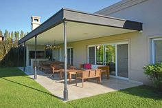 Pergola With Roof Plans Product Pergola On The Roof, Curved Pergola, Cheap Pergola, Pergola Shade, Patio Roof, Pergola Patio, Backyard Patio, Aluminum Patio Covers, Built In Braai