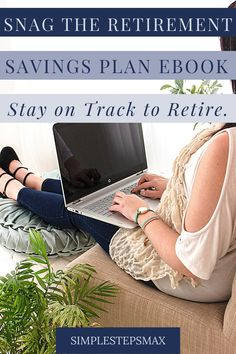 This retirment savings plan ebook covers everything from calculating how much you need to save for retirement to ideas for budgeting and investing tips. Your personal finances will be greatly improved after implementing the steps outlined in this ebook. Start reading the Best Retirement Savings Plan ebook today! #retirement #financialtips #personalfinance #investing Retirement Savings Plan, Saving For Retirement, Early Retirement, Financial Tips, Financial Planning, Ebook Cover, Personal Finance, Saving Money, Budgeting
