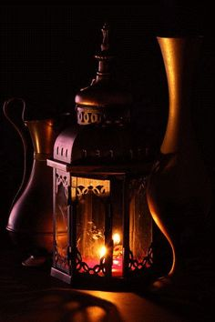 GIPHY is your top source for the best & newest GIFs & Animated Stickers online. Find everything from funny GIFs, reaction GIFs, unique GIFs and more. Lantern Lamp, Candle Lanterns, Copper Lantern, Design Marocain, Candle In The Wind, Ideas Geniales, Arabian Nights, Oil Lamps, Good Night