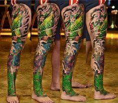 Japan tattos