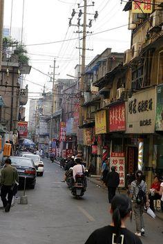 YaYa's home town or city, I should say.  Changsha, Hunan Province, China