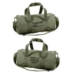 Superclose Society Duffle Bag