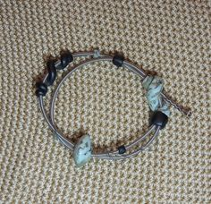 Rona Sarvas Weltman Bracelet -  AVAILABLE. Purchased at a Ravensdale Conference.