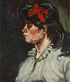 Vincent van Gogh: The Paintings (Portrait of a Woman with Red Ribbon)