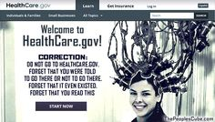 HealthCare.gov: Your Opportunity is Being Transitioned