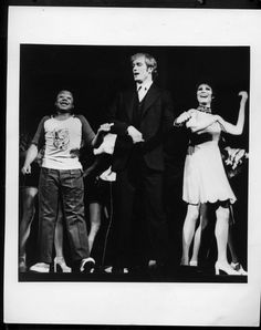 Vintage 1973 Ken Howard Michele Lee Seesaw Broadway Theatre Musical Photo 1 | eBay