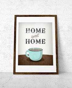 Hoi! Ik heb een geweldige listing gevonden op Etsy https://www.etsy.com/listing/167605829/home-sweet-home-print-coffee-print