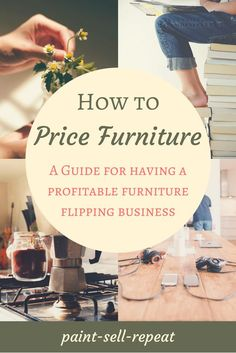 How to Price Furniture