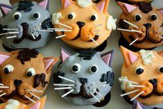 Kitty Cat Cupcakes | kitty cat cupcakes