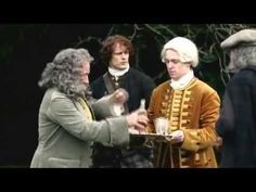 """Outlander Video (4:25) JAMIE - KING OF MEN part 2 """"KEEP CALM AND BECOME A FRASER"""" - YouTube"""