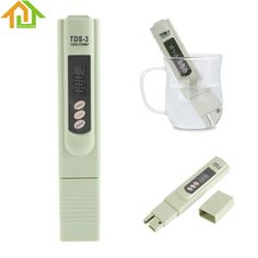 0-9990 PPM TDS Meter Digital LCD Tester Water Filter Purity Pen Stick