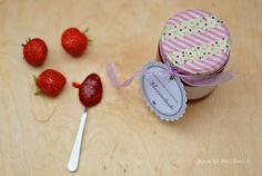 Erdbeer-Vanille Marmelade