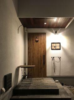 Entrance Hall, Outdoor Art, Living Room Interior, My House, Cool Designs, Doors, Interior Design, Architecture, Gardening