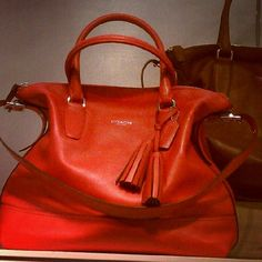 Coach! Love this bag....can see why it was voted the most popular Coach bag!!,COACH KRISTIN ELEVATED LEATHER SAGE ROUND SATCHEL