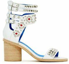 0e91d0aaca33 The Look 4 Less  Isabel Marant Carol Sandals New Shoes