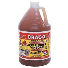 Apple Cider Vinegar stopped my allergies. No more allergy medicine for me.