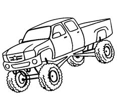 Chevy Pickup Truck Clipart. Chevy. Free Image About Wiring Diagram ...