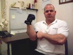 Good video with stretches and exercise glove...DeQuervains Syndrome is a devastating injury that afflicts millions of people worldwide each year.  Symptoms include pain, popping sensations at the MP and CMC joints and overall weakness.  The pain is usually on the posterior portion of the thumb joint due to the thumb adductor and flexor muscles becoming too short and tight, therefore causing...