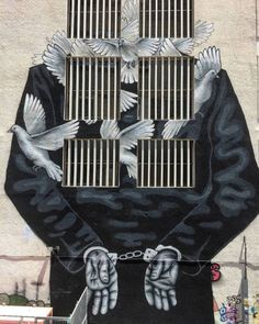 New from @zabouartist in Limassol, Cyprus for the Street Liife Festival