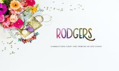 Rodgers by OnTheSpotStudio on @creativemarket