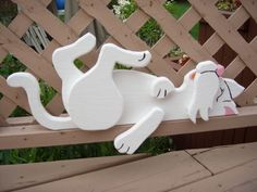 Wood pattern art projects New Ideas Cat Crafts, Wood Crafts, Diy And Crafts, Wooden Projects, Fun Projects, Wooden Cat, Wood Animal, Deco Originale, Wood Creations