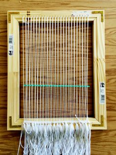 Basics: How to Make a Custom Loom – Make Scout