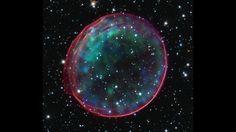 Supernova-Überrest-SNR 0509-67.5 ist ein Supernova-Überrest in der Großen Magellanschen Wolke. Diese Supernova fand erst vor etwa 400 Jahren statt.