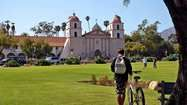 Southern California Close-Ups: Santa Barbara and environs as featured in the LA Times Travel section.