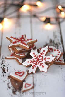 How to recycle uneaten Christmas cookies into next years Dog Biscuits Christmas presents    ;)