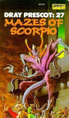 Dray Prescott Sword and Planet series ultrawave's Aeonity Blog - April 2012