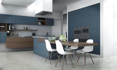 Project 4 › DESIGNS OF LEADING RUSSIAN ARCHITECTS › News › Kitchen | LEICHT – Modern kitchen design for contemporary living