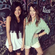 Niki and Gabi ♡ ♡Thepinkchanel♡