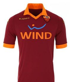 New Roma Jersey 2012/13 by Kappa latest arrival at Vancouver BC Soccer Store North America Sports. Visit us in store or call 604-299-1721.