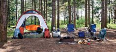 Top 10 Wisconsin campgrounds