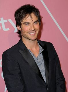 Ian Somerhalder Photos - Actor Ian Somerhalder arrives at the annual Golden Globes party saluting young Hollywood held at Nobu Los Angeles on December 2009 in West Hollywood, California. - Ian Somerhalder Photos - 2607 of 2650 Damon Salvatore, Ian Somerhalder Vampire Diaries, Vampire Diaries Damon, Vampire Dairies, Ian Somerhalder Young, Ian And Nikki, Ian Somerholder, Raining Men, Delena
