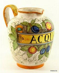 Mediterranean Tuscan Dinnerware | Artistica - Italian Ceramics, Deruta and Vietri Dinnerware.
