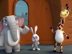 Tavşan #Momo (Topla oyuncakları) #çocuk şarkısı dinleyin ;)