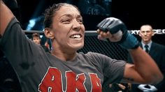 New party member! Tags: yes yeah ufc mma yell extended preview ufc 208 ufc208 holm vs de randamie germaine de randamie de randamie